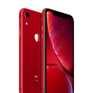 iphone xr rosso